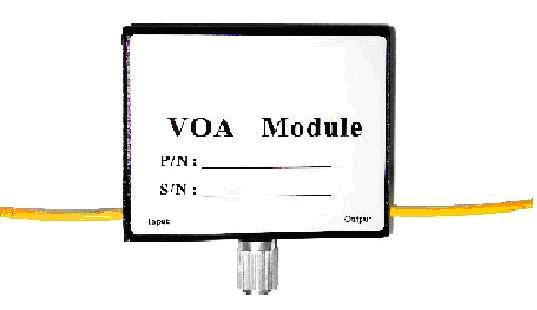 Variable Optical Attenuator - 1310nm 1550nm VOA