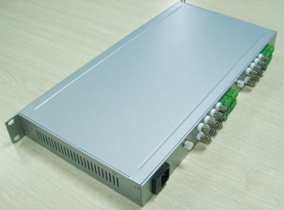 16 Channel Video Digital Optical Converter