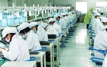 980nm PM Circulator production line