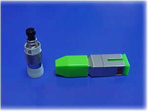Plug-Type Fixed Attenuator